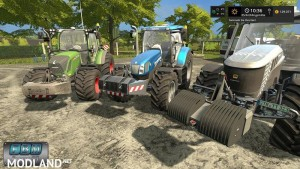 Front Weights Pack v 1.0, 1 photo